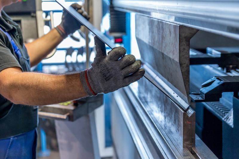 Manutenção em prensas dobradeiras